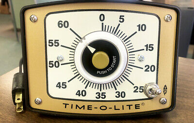 New Time-O-Lite Timer GR90