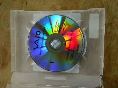 Windows 7 Home 64-bit HP Pavilion p6823w Factory Recovery Media 3-Discs