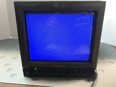 Panasonic Color Video Monitor BT-S901Y