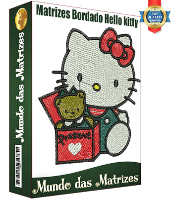 Hello Kitty embroidery designs collection - PES, JEF, DST,EXP- XXX.HUS