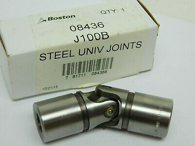 BOSTON GEAR AND CURTIS UNIVERSAL JOINT CARDAN FLEX JOINT C-642 OR BOSTON J-50