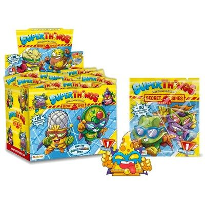 SUPERZINGS serie 5 ( Caja completa con 50 sobres One Pack. )