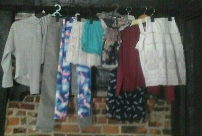 Girls Clothes Bundle Age 11-12 Years Next Gap & more