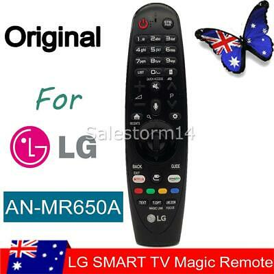 Genuine LG AN-MR650A Magic Remote Control For for LG Smart TV AKB75075301
