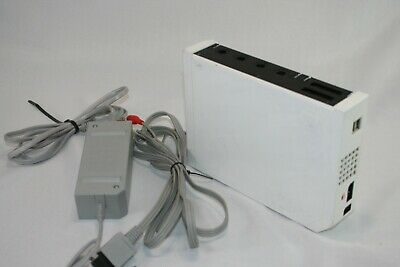 Nintendo Wii White Replacement Console RVL-001 Console Only GameCube Compatible