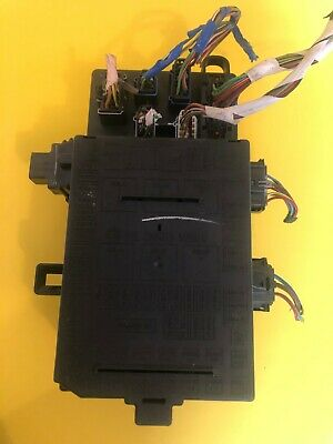 2005 - 2006 Ford F-150 Junction Fuse Box Relay Bcm Power Control Module Oem