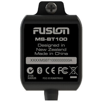 Fusion Ms-Bt100 Bt100 Bluetooth Dongle For All Head Units Aux Rca