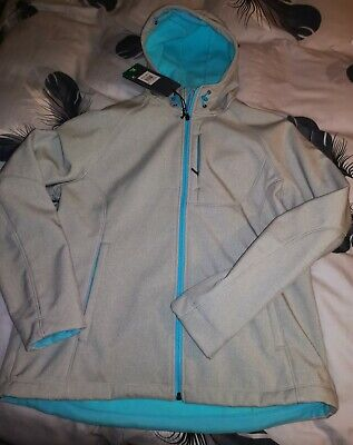 New Water Resistant Breathable Hooded Jacket large 16