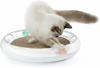 PETKIT 4in1 Turbo Interactive Play Scratcher/Cat Kitty Scratch Toy