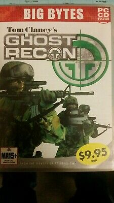 tom clancys ghost recon pc