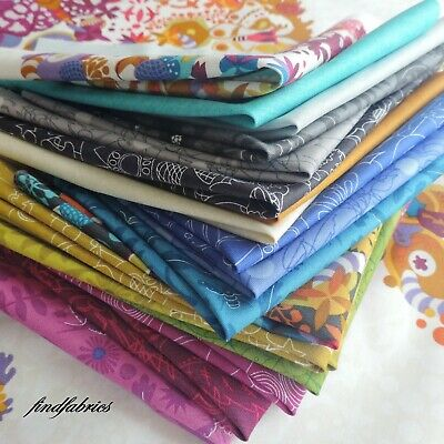 NEW Alison Glass 2020 Sunprints by Makower / Andover Cotton Patch Craft Sewing