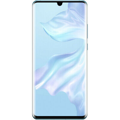 """Huawei P30 pro Dual SIM 128GB LTE Smartphone 6,47 """" Oled 40 Mpx # come Nuovo"""