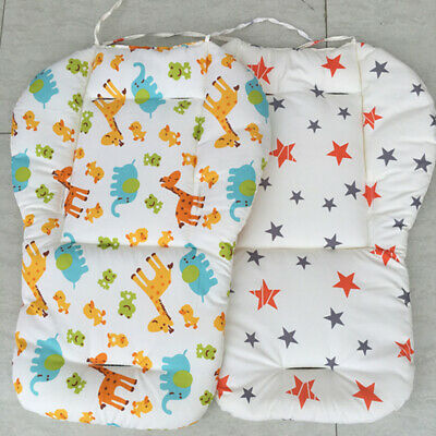 Baby Stroller Pram Pushchair Warm Soft Car Seat Liner Cotton Pad Mat Cushion New