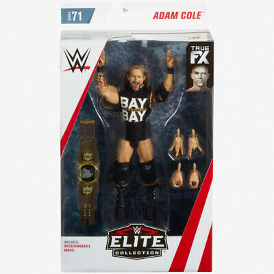 WWE Mattel Adam Cole Elite Series #71 Figure