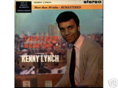 KENNY LYNCH - The very best of... Rare POP CD
