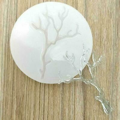DIY Craft Silicone Transparent Mold Leaves Branch Shape Epoxy Resin Casting C2X2