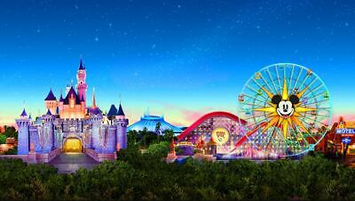 **$186 Each** Disneyland 3 Day Tickets So Cal Residents Promo Discount Tool