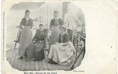 Boer War - Nurses for the Front Unused Sold as Per Scans