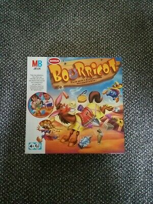 BUCKAROO Bourricot GAME MB GAMES 2011 - EXCELLENT CONDITION FRENCH VERSION