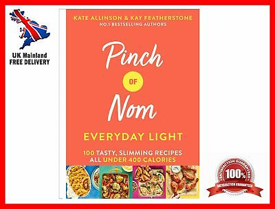Pinch Of Nom Everyday Light 100 Tasty Slimming Recipes Hardcover Food Family