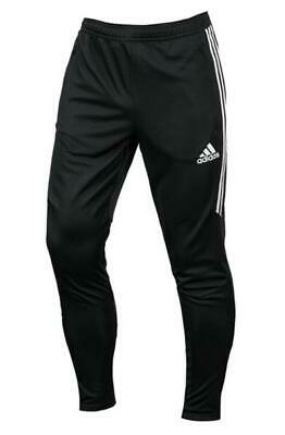 Adidas Originals Tiro Athletic Pants Tapered Black White Boys Size 7X NEW!