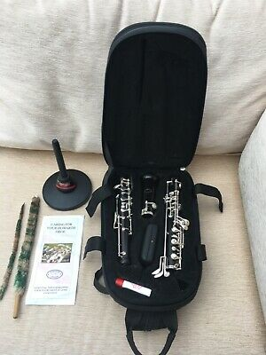 HOWARTH S10 OBOE WITH FREE OBOE STAND excellent condition