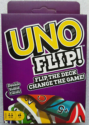UNO Flip! Card Games - Double Sided Cards, Post from MELBOURNE