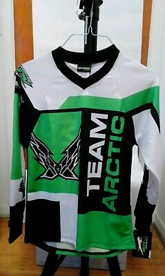 Arctic Cat Youth Sponsor Jersey Youth Small Part 5253-070