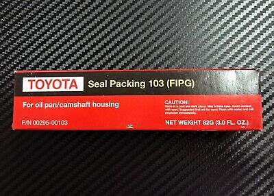 Formed-In-Place-Gasket LC Engineering 1090210 TOYOTA Seal Packing 103