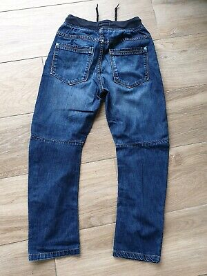 Next Boys Elasticated Waist Jeans Age 9