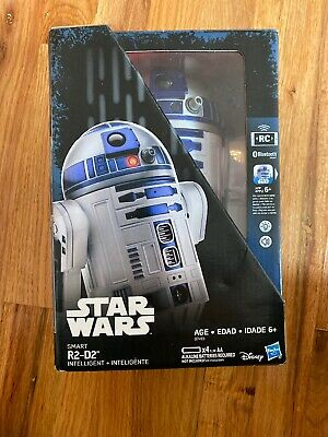 Star Wars Smart R2-D2 Bluetooth Controlled remote control Droid Hasbro 2018