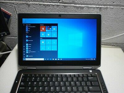 DELL LATITUDE E6320, INTEL CORE i5-2520M @2.50ghz, 4gb RAM, 320gb HDD. WIN 10