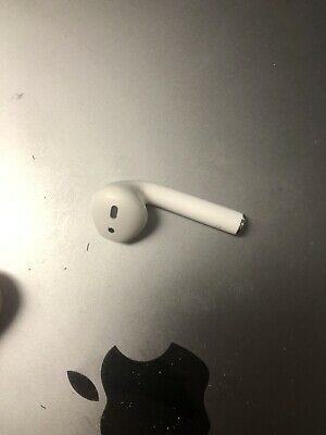 USED (Right Side Only) Apple Airpods Headset Original Genuine In Ear Bluetooth