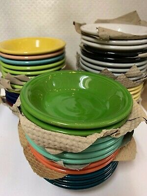 Fiesta FRUIT BOWL -6 oz - New never used- 1st - Retired Colors Mix and Match
