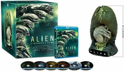 Alien Anthologie - Coffret 6 Blu Ray + Figurine - Edition Collector Oeuf neuf