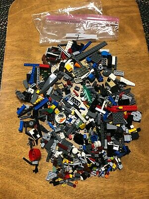 Clean 100% Genuine LEGO 1 LB Lot pounds Bulk Lot - No Reserve!