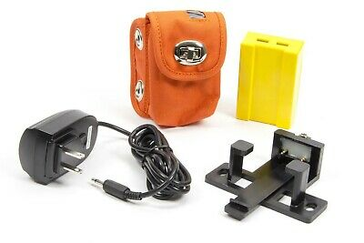 Raceceiver Transponder Package w/ Mnt. Pouch & Charger PN TXPKG01