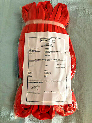 Technotex Round Sling - 2m x 5000kg WLL (Vertical) - Polyester. Quality Holland