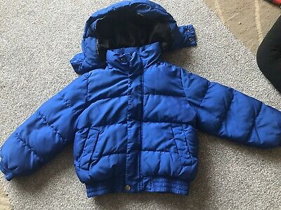 Hugo Boss Boys Winter Coat Age 5