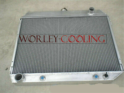 Aluminum Radiator For 68-74 Dodge Charger / Challenger 70-74 /68-72 Plymouth GTX