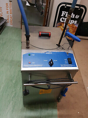 ASAP Aries 2 fat filter machine including filter papers