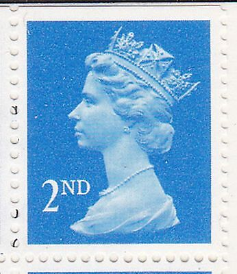 SG 1445 - 2nd bright blue centre band ex Harrison NVI Bklet iss 22 Aug '89 - MNH