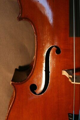 Rare Old Antique French Cello By Amati Mangenot Circa 1930, French School Wonder