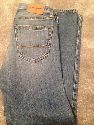 Abercrombie Kids Stone Was Blue Jeans Boys Aged 14 Immaculate Condition
