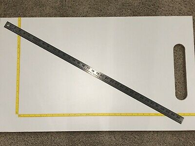 VTG Lufkin No.95 NOS Circumference Steel Rule Ruler Machinist Farm Tool Rare 36""