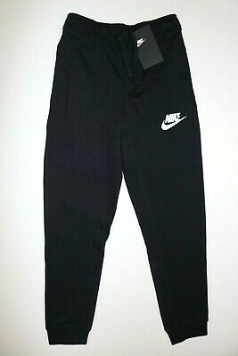Nike Sportswear Tech Fleece Pants Joggers - Black Aj6721-010 Boys M 10-12 Years