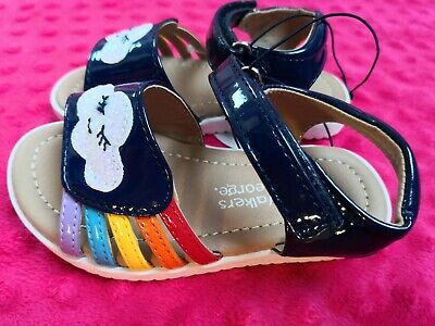 Firs Walkers by George Baby Girl summer sandals size 5 BNWT