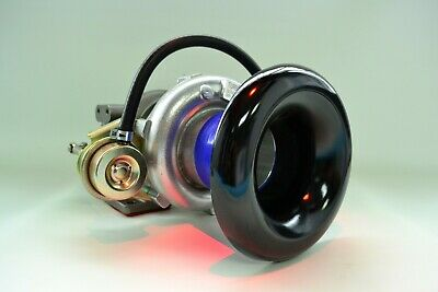 """3"""" Universal Velocity Stack For Cold/Ram Engine Air Intake/Turbo Horn Trumpe"""