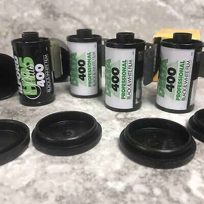 Ilford HP5 Plus - Black & white print film 135 (35 mm) ISO 400 36 exp BW 5xRolls