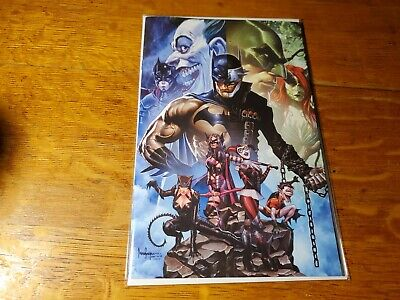 The Batman Who Laughs #6 Variant Cover Suayan, Fajardo Jr. Unknown Comic NM